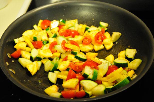 zucchini | The Small Space, Big Harvest Garden